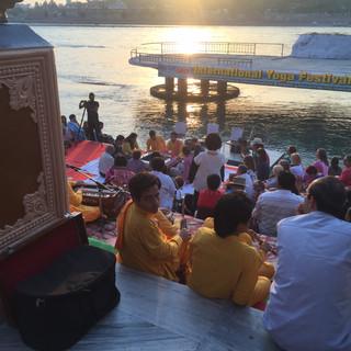 Ganges River - Rishikesh - India