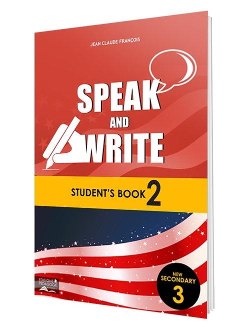 SPEAK AND WRITE #2 / NS3