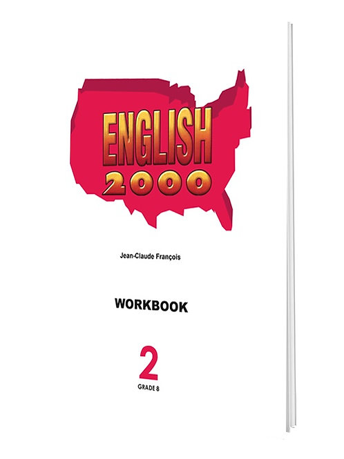 ENGLISH 2000 #2  (WOKBOOK) / 8e AF