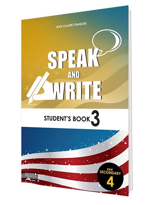 SPEAK AND WRITE #3 / NS4