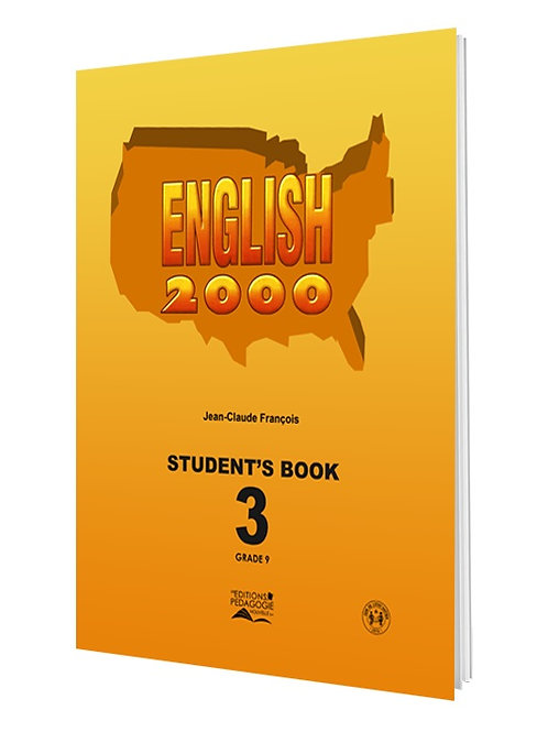 English 2000 #3 (STUDENT'S BOOK) / 9e AF