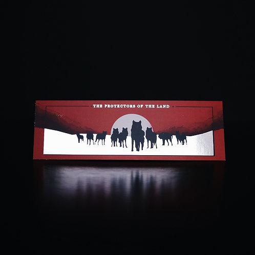 Foiled bookmarks set -Wolves & Volturi