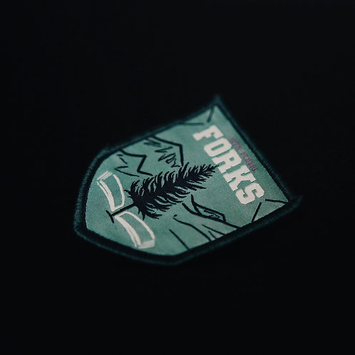 Forks High School Patch