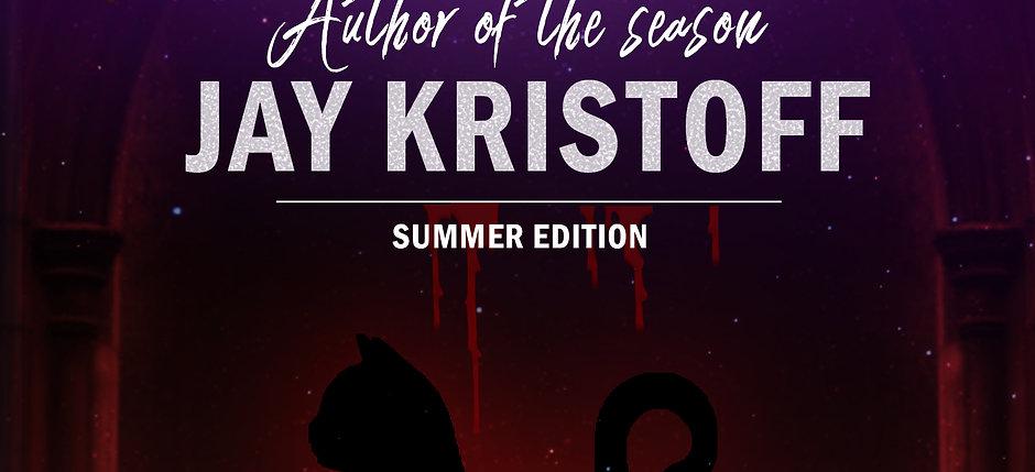 Author of the season - SUMMER EDITION