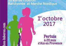 Marathon de Provence Luberon 2017