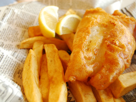 Fish & chips (Poisson et frites)