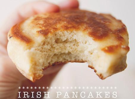 Recette Pancakes (Crêpes irlandaises)