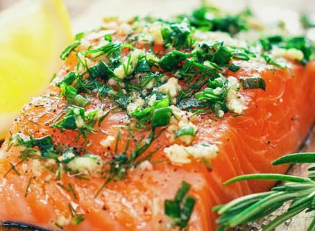 Recette Wild West salmon (Saumon de l'Ouest sauvage)