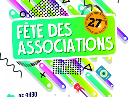 Fête des Associations de Pertuis 2018