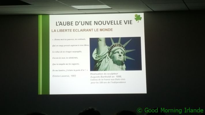 conference ouest USA Good Morning Irlande Pertuis 6