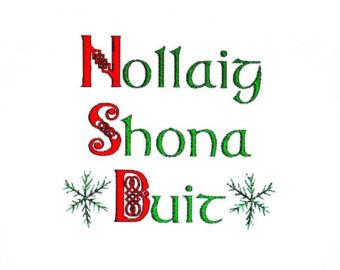 Noël Irlandais 2018