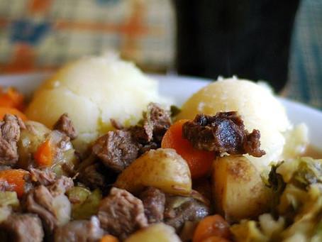 Recette Irish Stew (Daube Irlandaise)