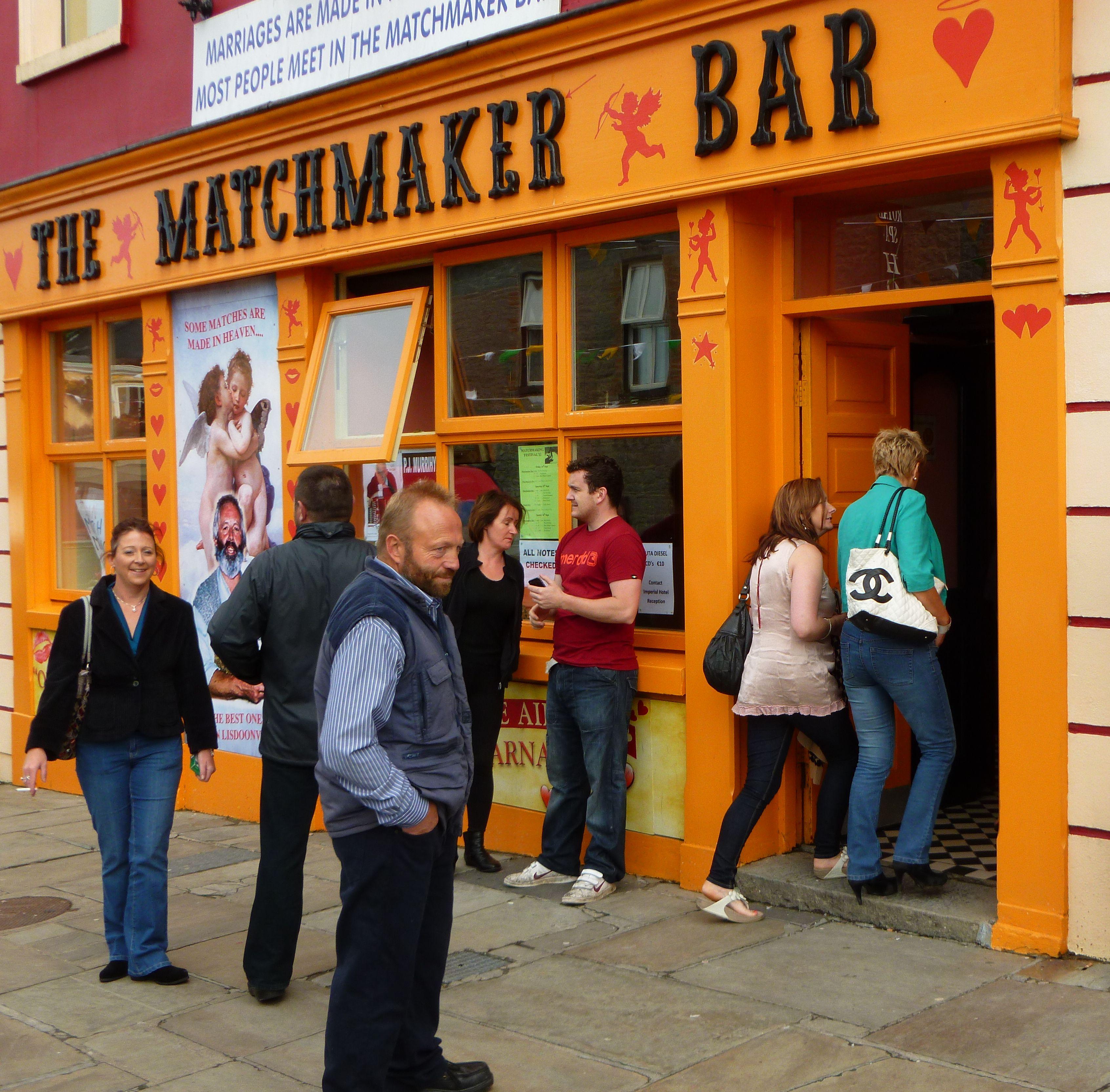 Services de matchmaking irlandais