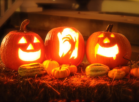 Soirée Halloween en famille
