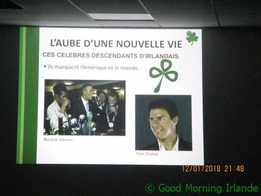 conference ouest USA Good Morning Irlande Pertuis 9