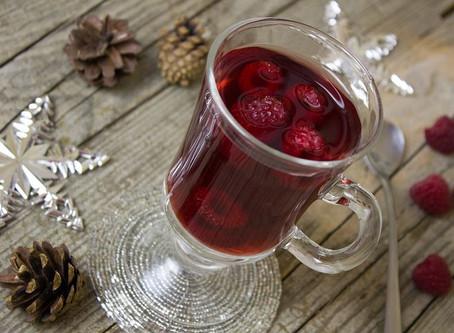 Recette Red fruit tea punch (Thé au fruits rouges)