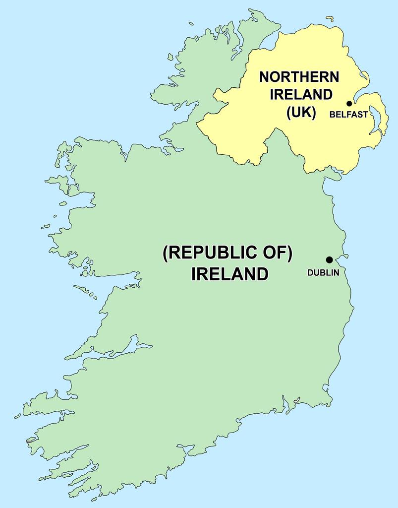 voyage irlande dublin belfast 2018 good morning irlande Pertuis 12