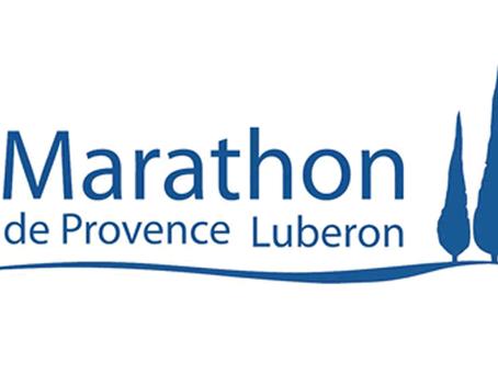 Marathon du Luberon en Octobre 2016
