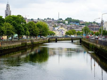 Les grandes villes irlandaises
