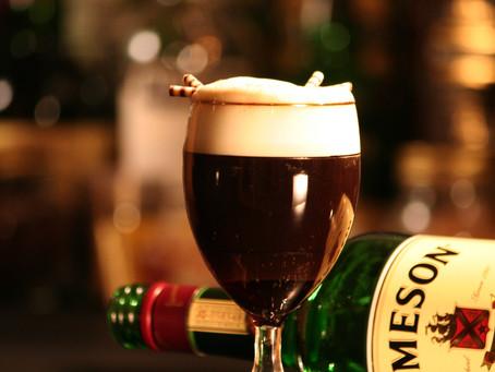 Recette Irish coffee (Café Irlandais)