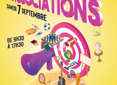 Fête des Associations Pertuis 2019