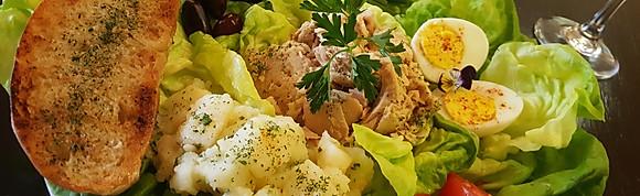 Main Course Salads
