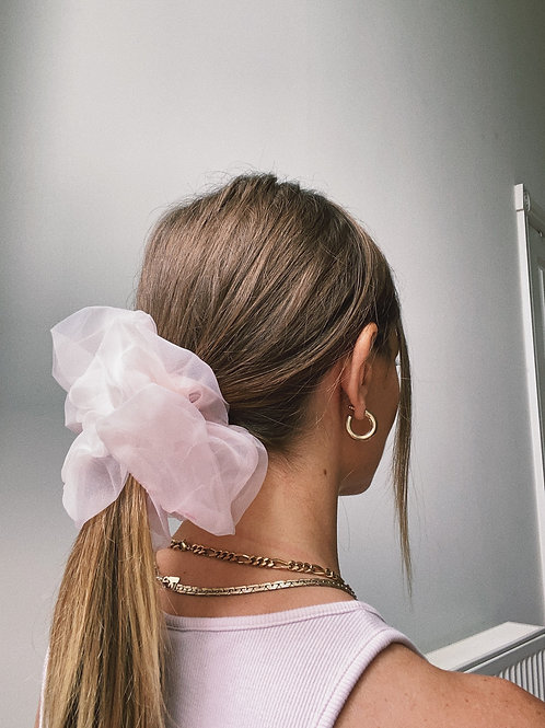 Baby Pink Giant Scrunchie