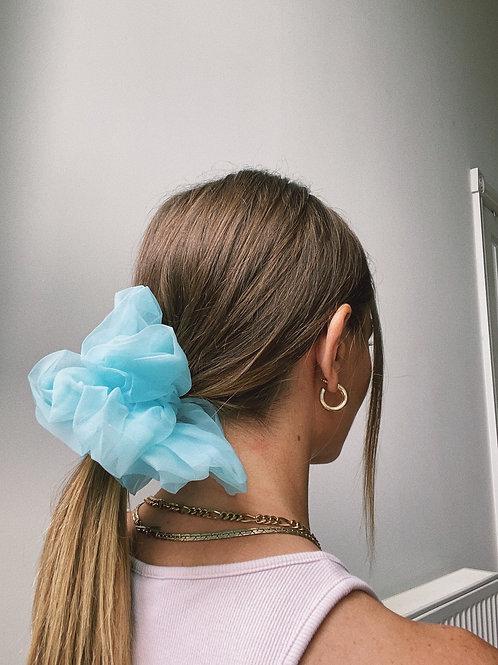 Blue Giant Scrunchie