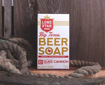 Lone Star x Duke Cannon Soap
