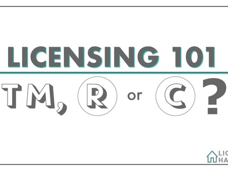 Trademark, copyright, or registered: The differences you need to know