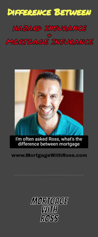 Homeowner's Insurance VS. Mortgage Insurance - What's The Difference?