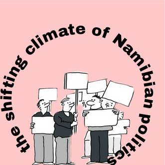 """""""We fought for this country"""": The shifting climate of Namibian politics"""