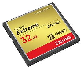 Memória Compact Flash