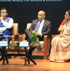 Eminent Speakers at D-Talk on My safe space