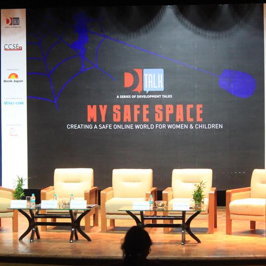 D-Talk Series 1 on MySafeSpace