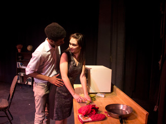 Playwright - The Charity Case