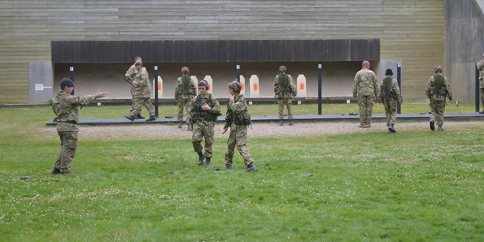 Year 12 Day Field Exercise & Ranges