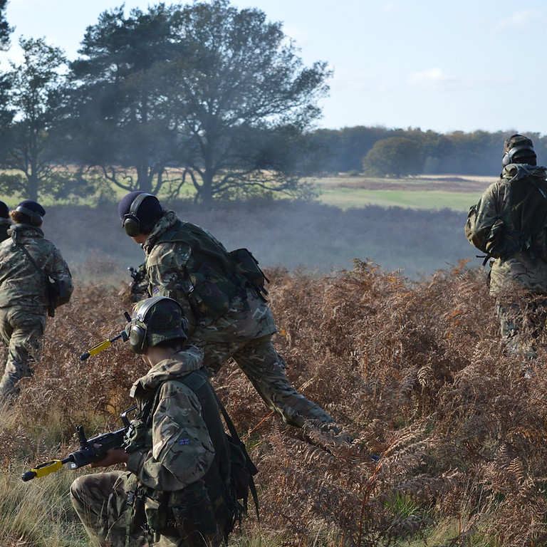 Fieldcraft Training Days (Option 1)