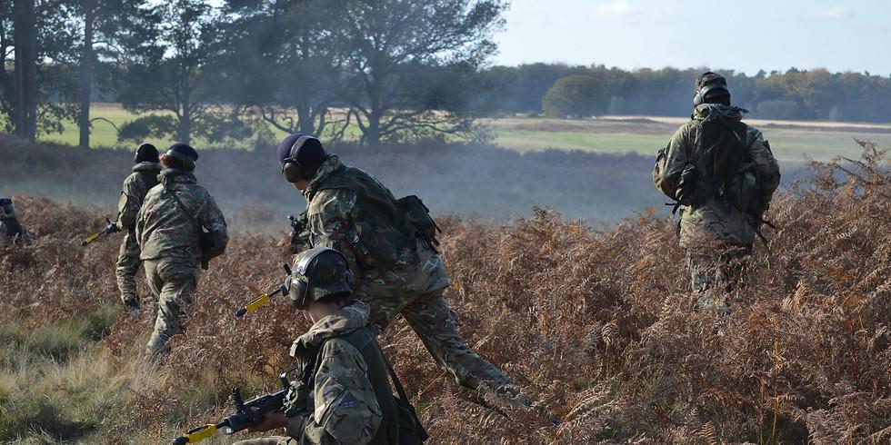 Fieldcraft Training Days - REARRANGED DATES