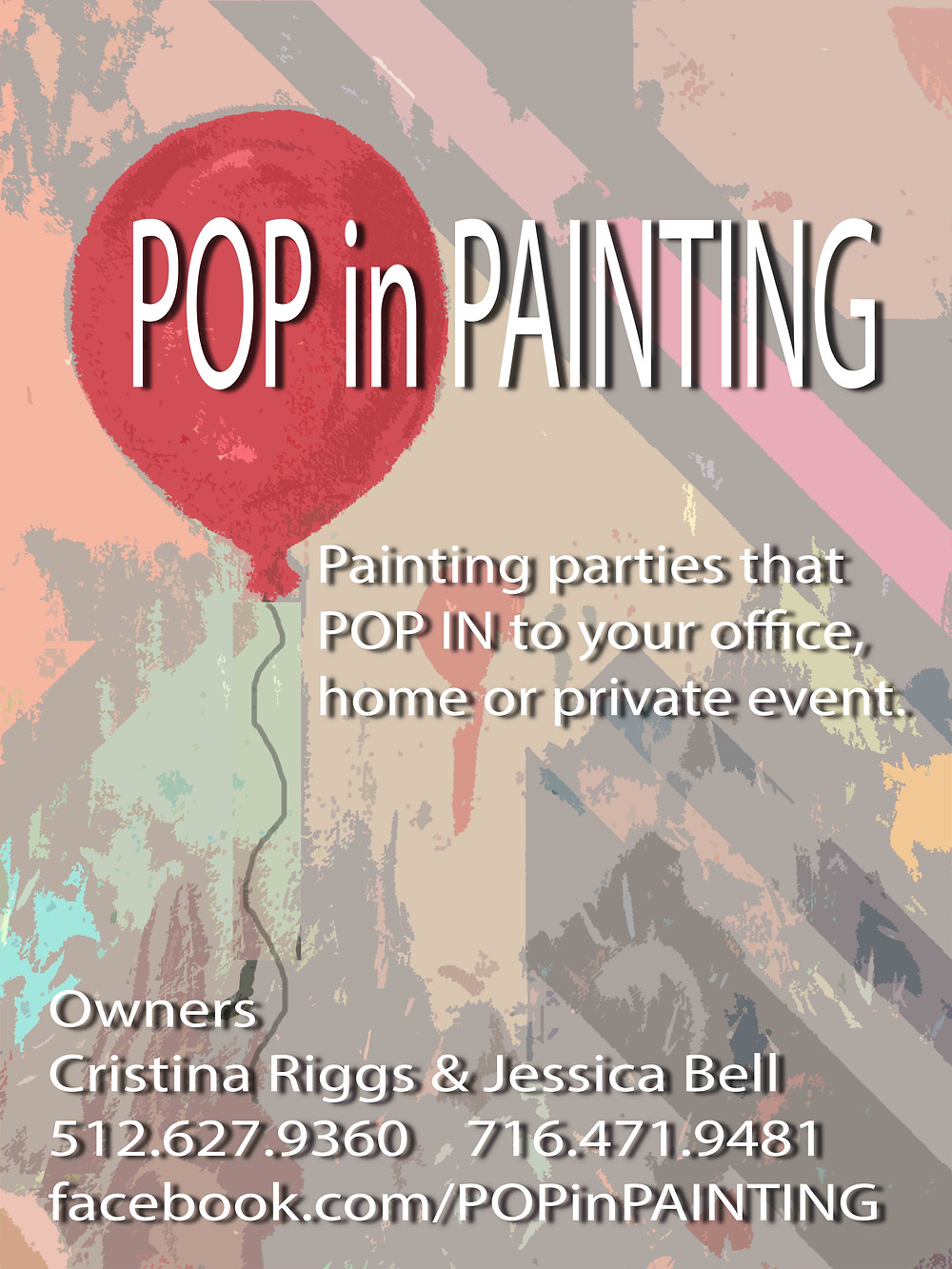 POP in PAINTING