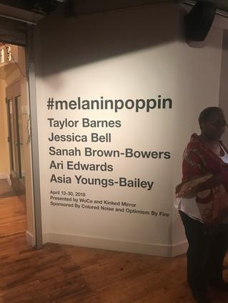 #Melaninpoppin