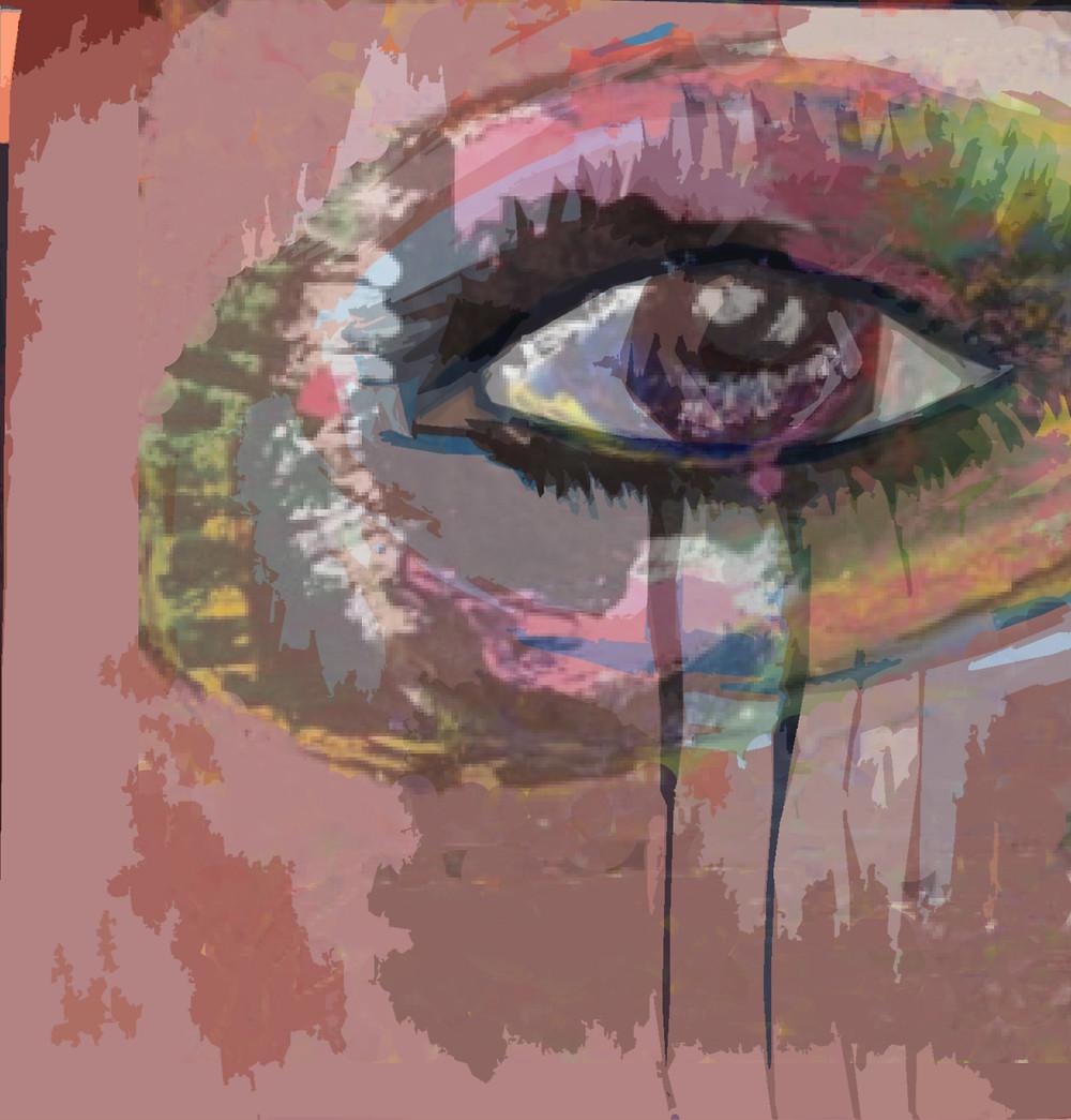 Untitled Eye Painting