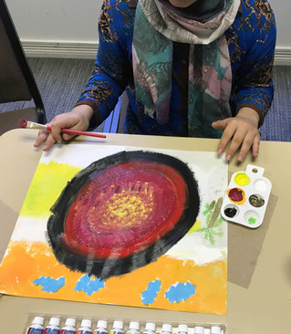 Dipped in Art CPP - Special Support Grant