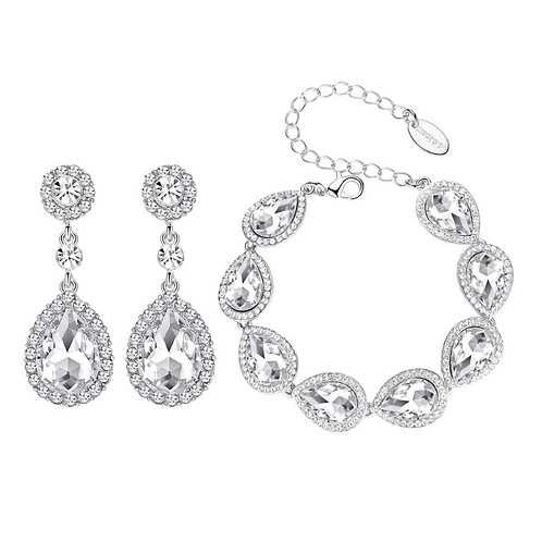 Nathalie crystal set