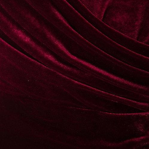 burgendy red velvet