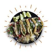 12 Tacos de Pastor