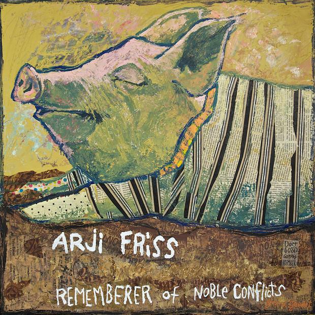 ARJI FRISS