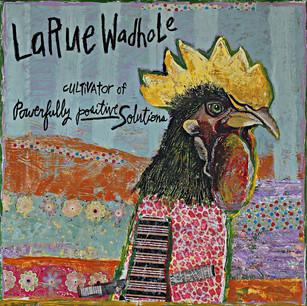 LaRUE WADHOLE