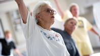Estiramientos y ejercicios de flexibilidad para adultos mayores