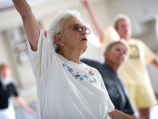 Seniors: Staying in Balance to Decrease Fall Risk